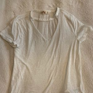 Hollister Tshirt with choker